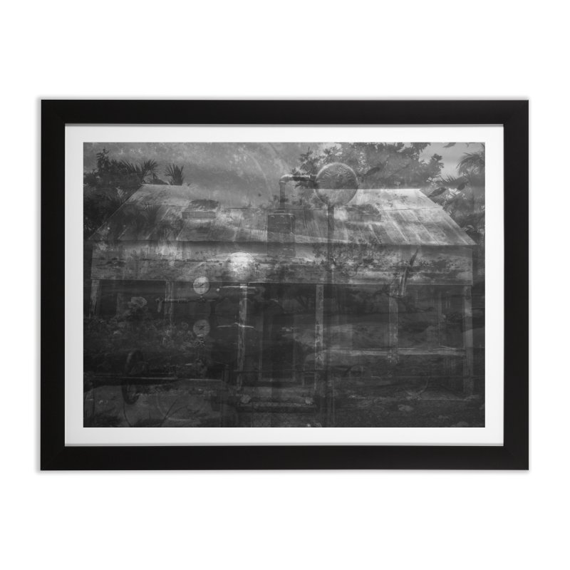 Photography for Rasalasad's Thisphoria Home Framed Fine Art Print by Grain of Sound Merchandise