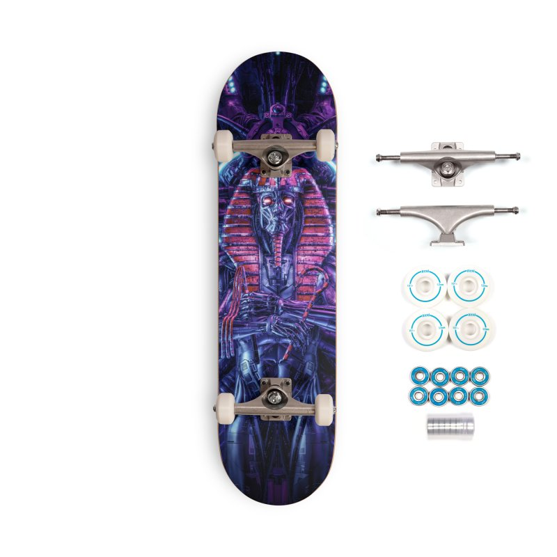 Neo Pharaoh Accessories Complete - Basic Skateboard by Grandio Design Artist Shop