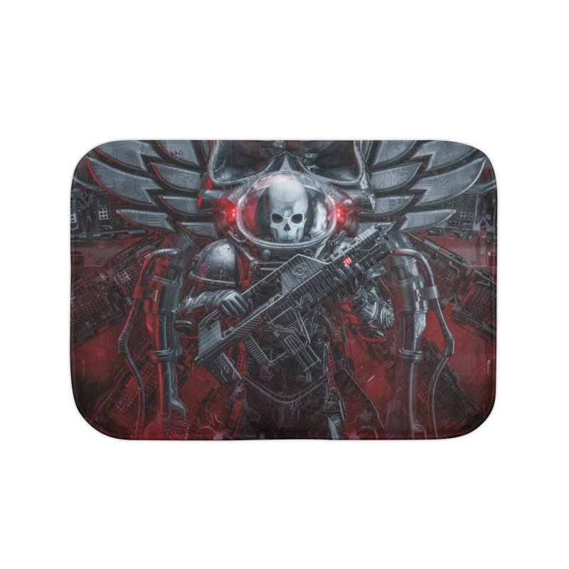 Honor Guard Home Bath Mat by Grandio Design Artist Shop