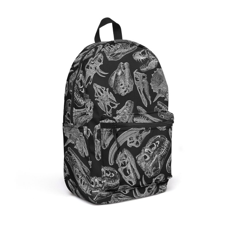 Paleontology Dream II Accessories Backpack Bag by Grandio Design Artist Shop