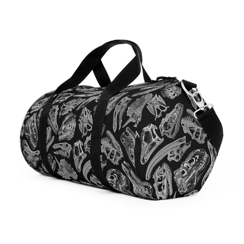 Paleontology Dream II Accessories Duffel Bag Bag by Grandio Design Artist Shop