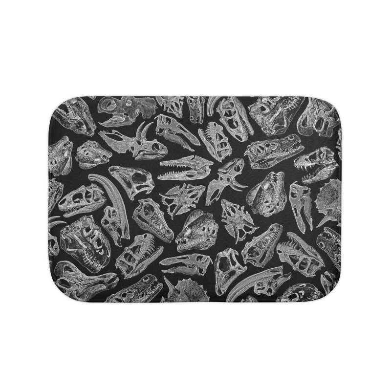 Paleontology Dream II Home Bath Mat by Grandio Design Artist Shop