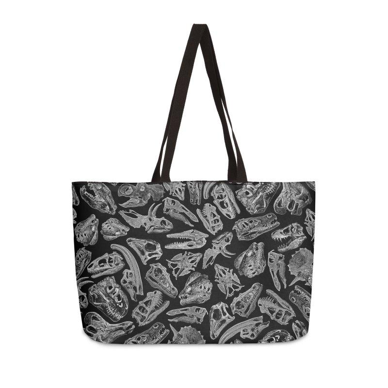 Paleontology Dream II Accessories Weekender Bag Bag by Grandio Design Artist Shop