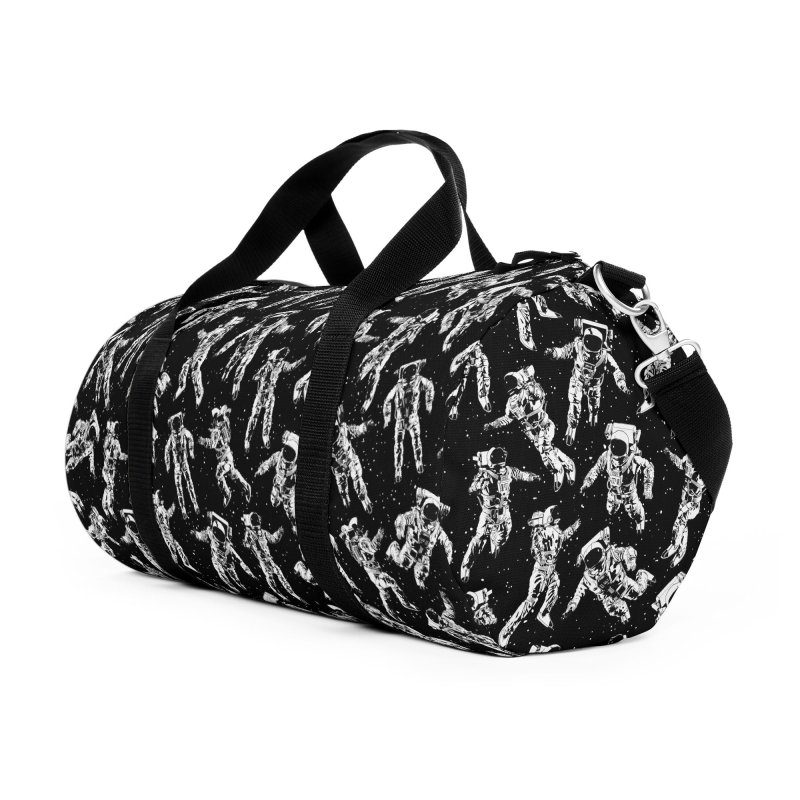 I Dream Of Space Accessories Duffel Bag Bag by Grandio Design Artist Shop