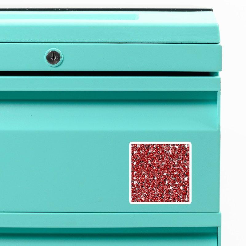 Ladybug Love Accessories Magnet by Grandio Design Artist Shop