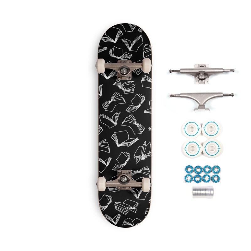 Bookaholic Dreams Accessories Complete - Basic Skateboard by Grandio Design Artist Shop