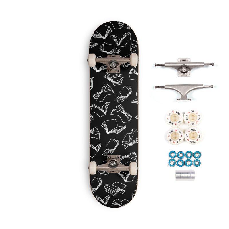 Bookaholic Dreams Accessories Complete - Premium Skateboard by Grandio Design Artist Shop