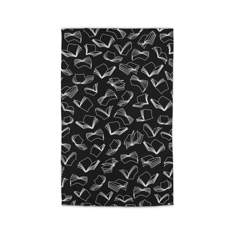 Bookaholic Dreams Home Rug by Grandio Design Artist Shop