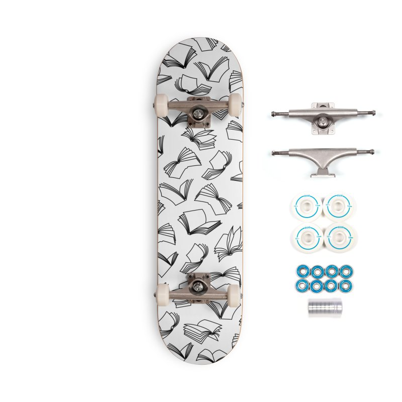 Bookaholic Dreams II Accessories Complete - Basic Skateboard by Grandio Design Artist Shop