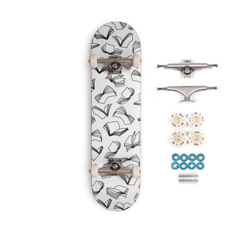 Bookaholic Dreams II Accessories Complete - Premium Skateboard by Grandio Design Artist Shop