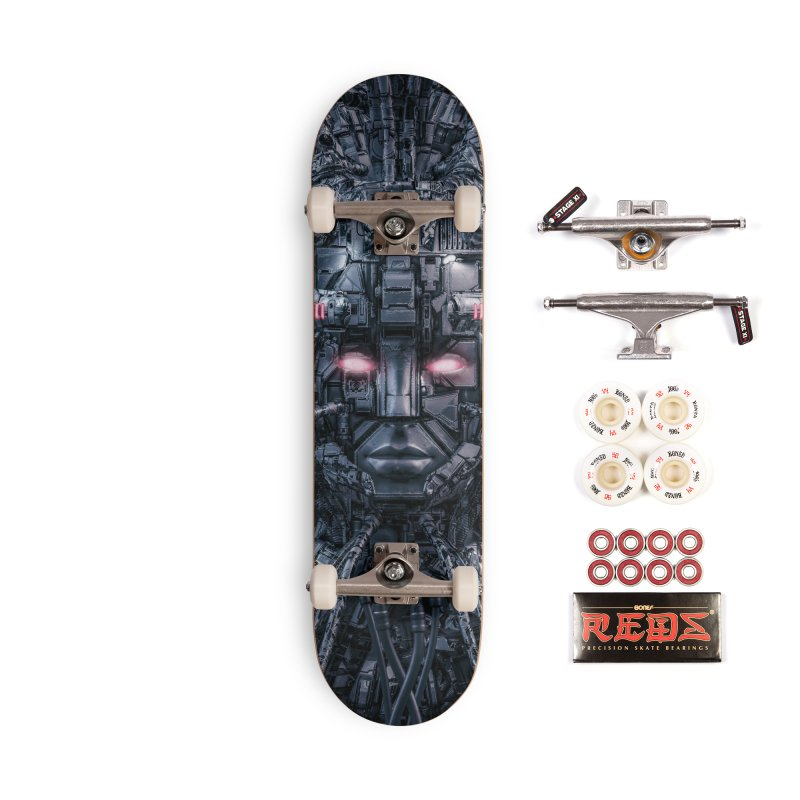 Digital Goddess Reloaded Accessories Complete - Pro Skateboard by Grandio Design Artist Shop