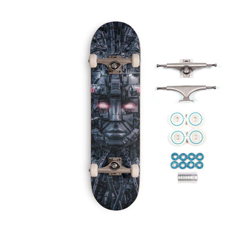 Digital Goddess Reloaded Accessories Complete - Basic Skateboard by Grandio Design Artist Shop