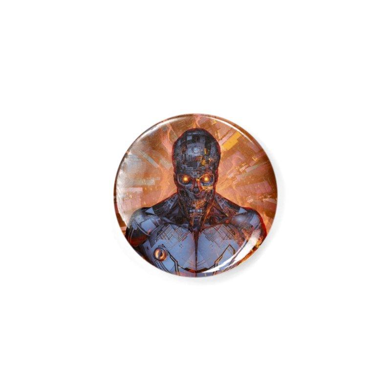 The Fury Accessories Button by Grandio Design Artist Shop