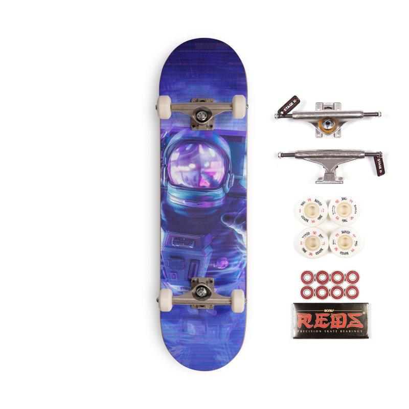 Transmission Error Accessories Complete - Pro Skateboard by Grandio Design Artist Shop