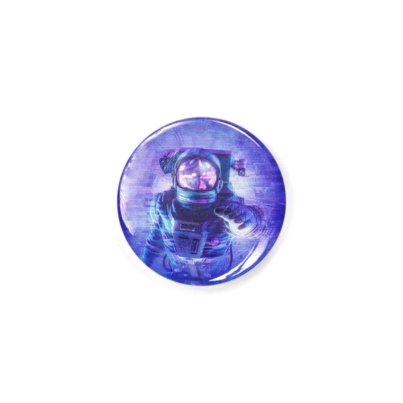 Transmission Error Accessories Button by Grandio Design Artist Shop
