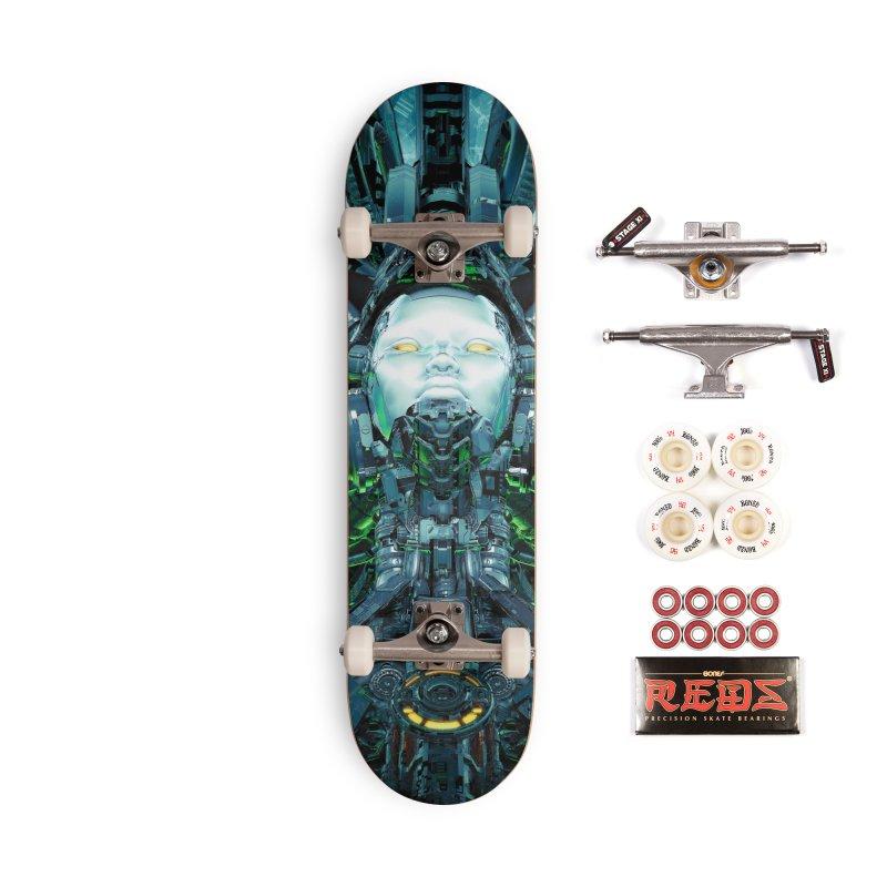 Artificial Angel Accessories Complete - Pro Skateboard by Grandio Design Artist Shop