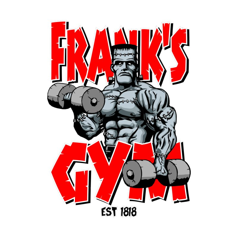 Frank's Gym by Grandio Design Artist Shop