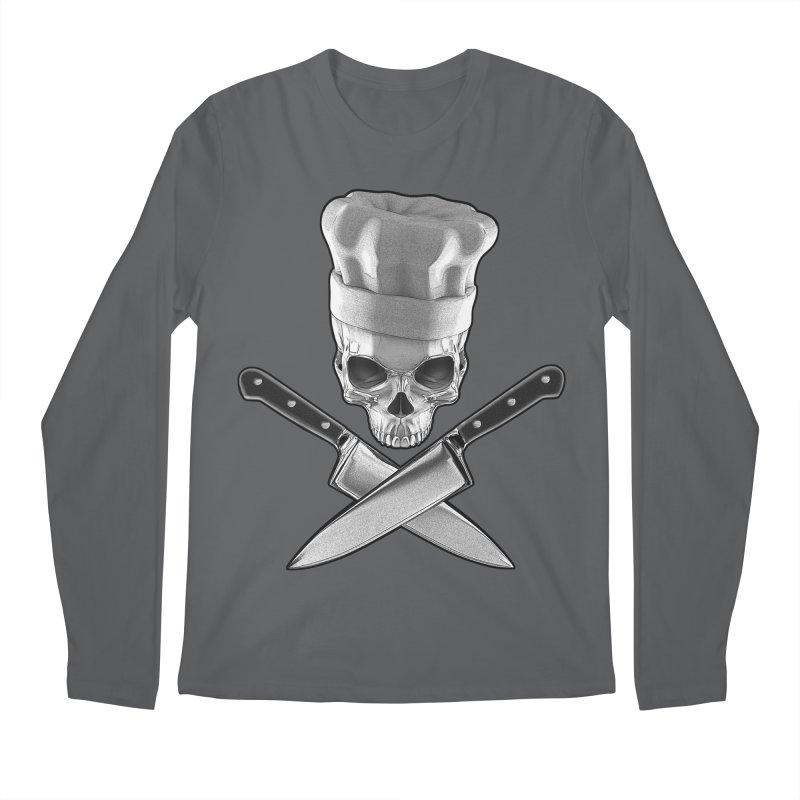 Def Chef Men's Longsleeve T-Shirt by Grandio Design Artist Shop