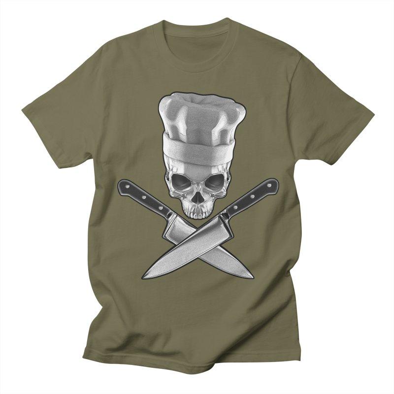 Def Chef Women's Unisex T-Shirt by Grandio Design Artist Shop