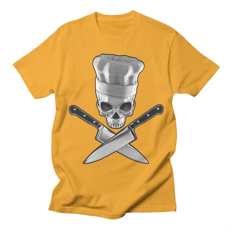 Def Chef Men's T-Shirt by Grandio Design Artist Shop