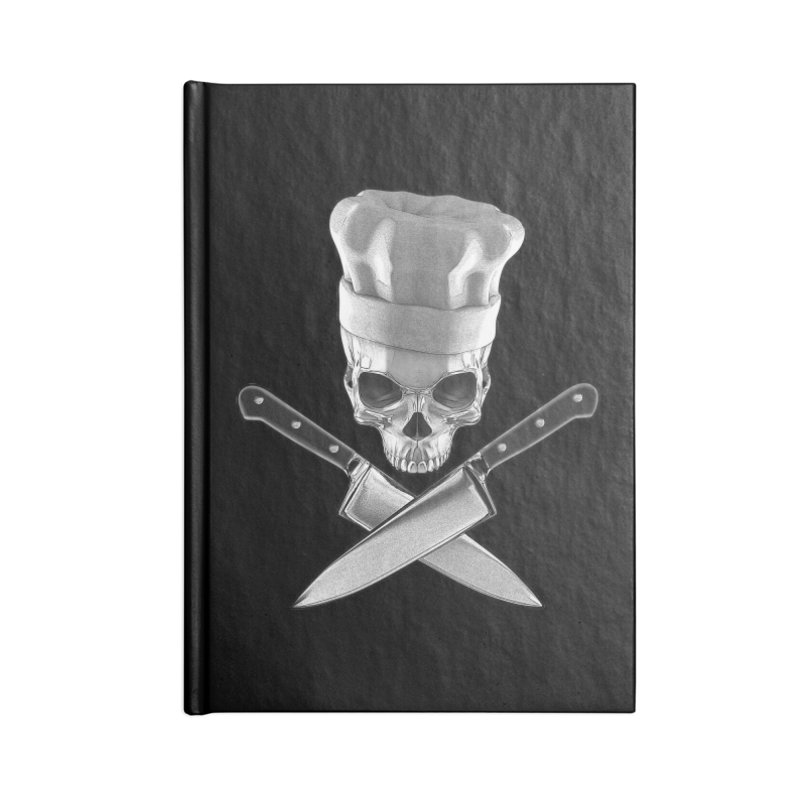Def Chef Accessories Notebook by Grandio Design Artist Shop