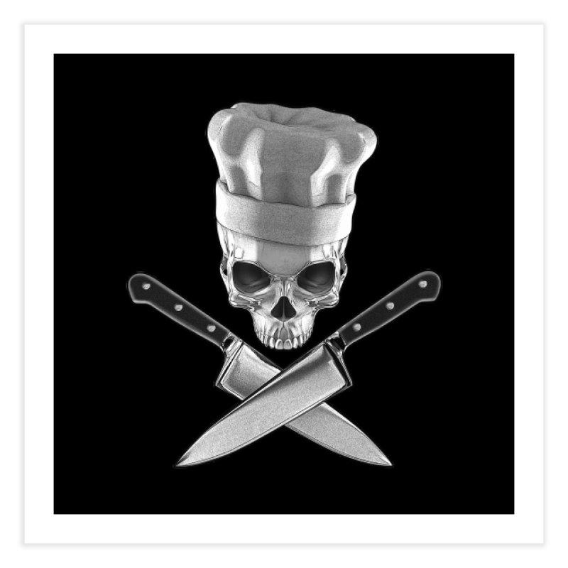 Def Chef Home Fine Art Print by Grandio Design Artist Shop