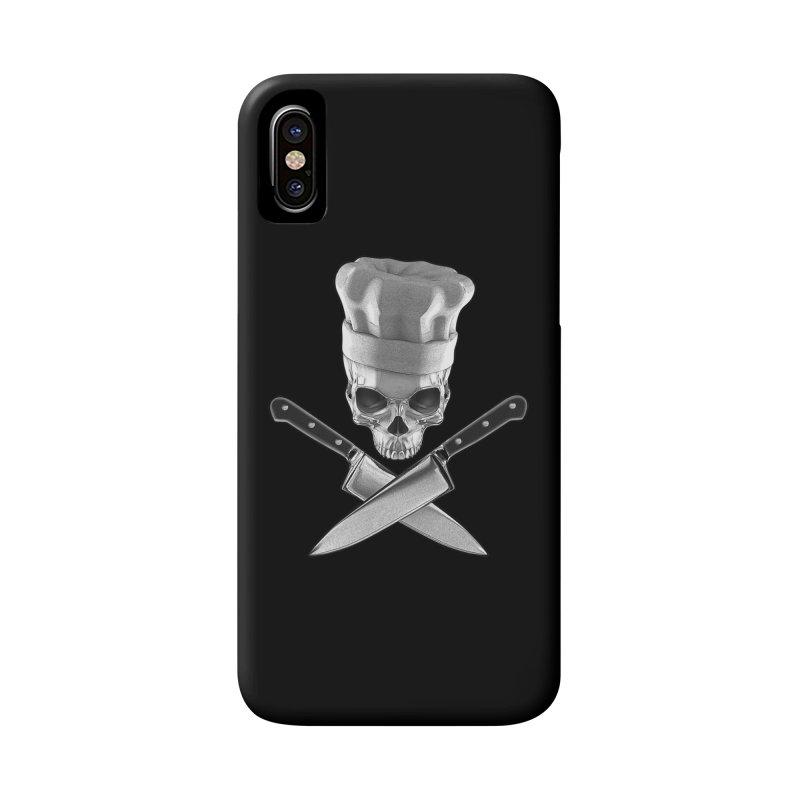 Def Chef Accessories Phone Case by Grandio Design Artist Shop