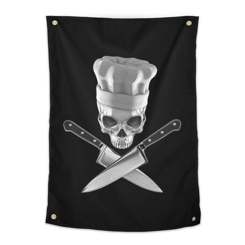 Def Chef Home Tapestry by Grandio Design Artist Shop