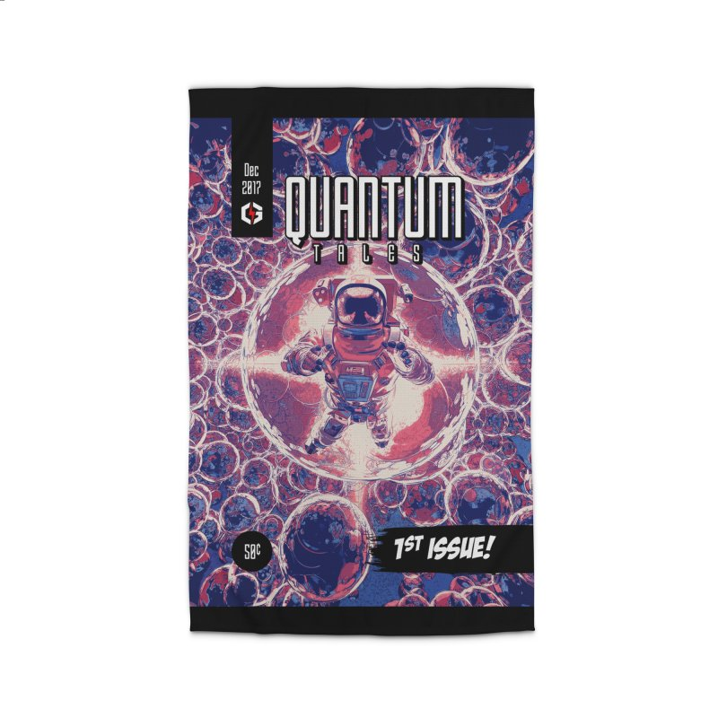 Quantum Tales 1st Issue Home Rug by Grandio Design Artist Shop