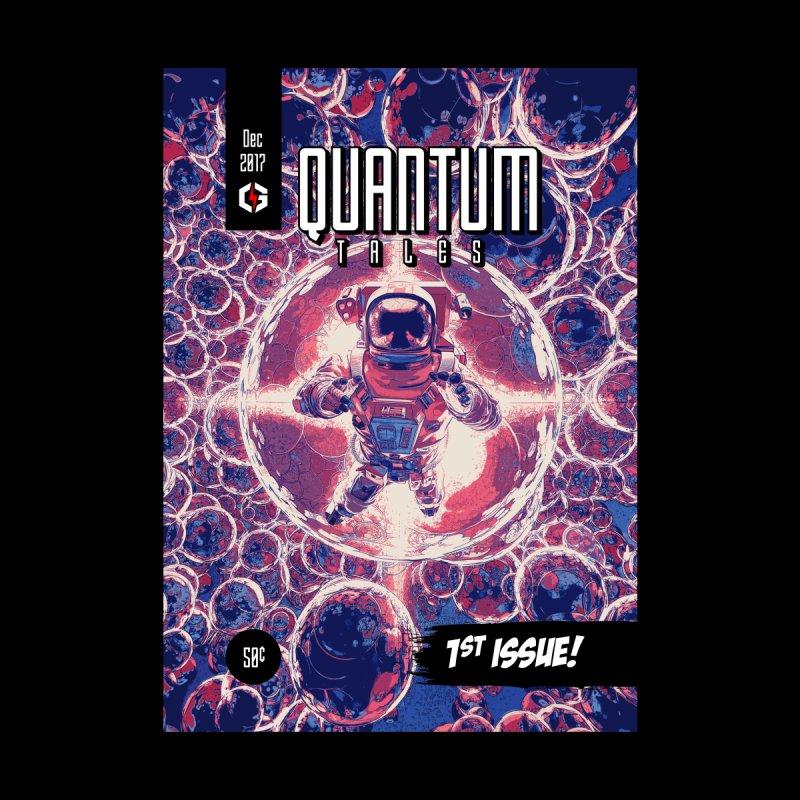 Quantum Tales 1st Issue None  by Grandio Design Artist Shop