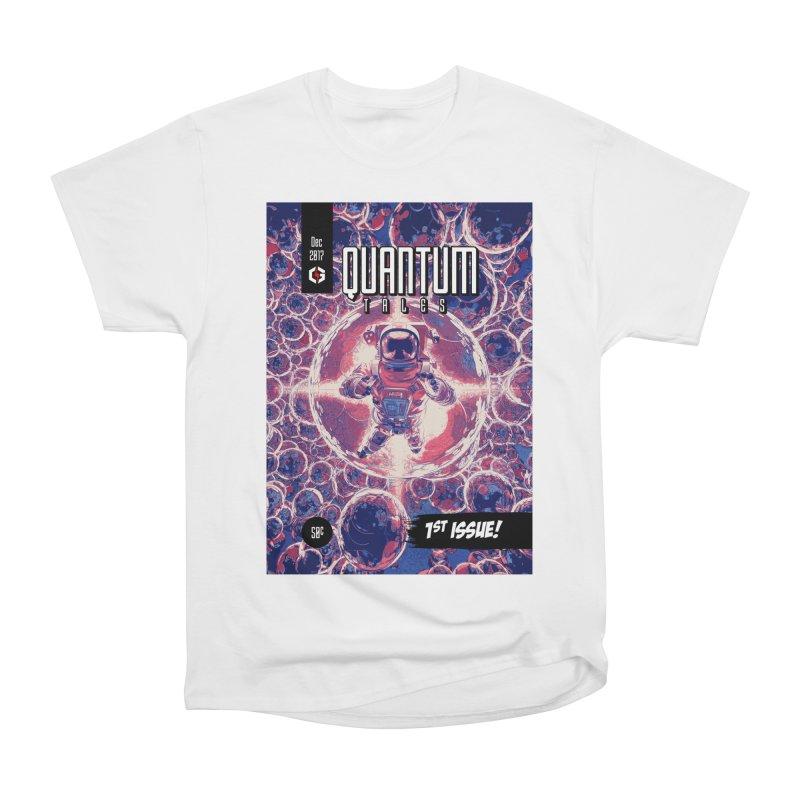 Quantum Tales 1st Issue Men's Classic T-Shirt by Grandio Design Artist Shop
