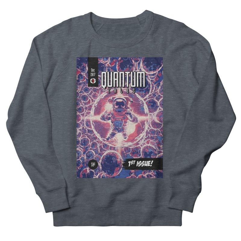 Quantum Tales 1st Issue Women's Sweatshirt by Grandio Design Artist Shop