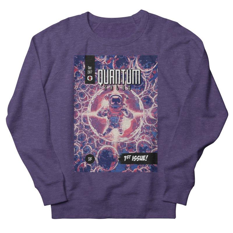 Quantum Tales 1st Issue Men's Sweatshirt by Grandio Design Artist Shop
