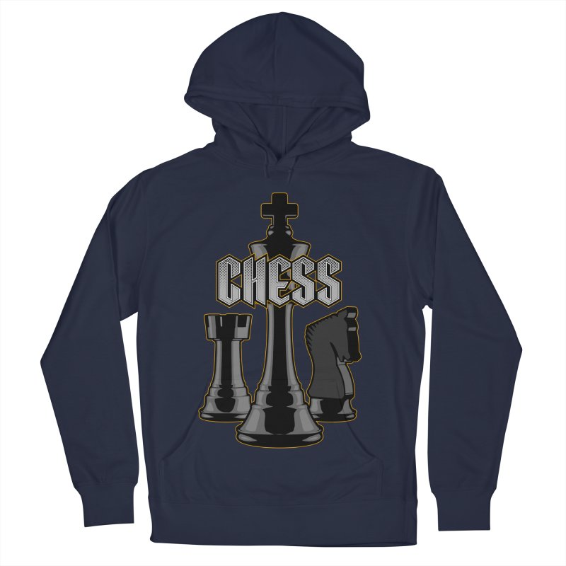 Chess Royalty Women's Pullover Hoody by Grandio Design Artist Shop