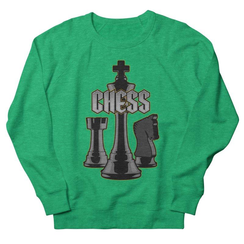 Chess Royalty Women's Sweatshirt by Grandio Design Artist Shop