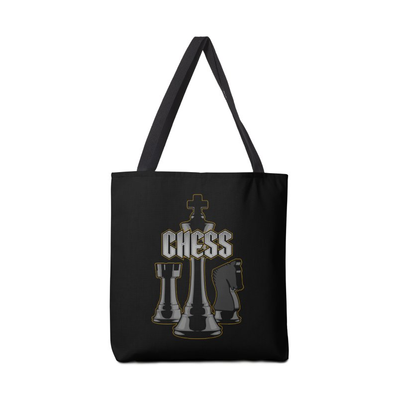 Chess Royalty Accessories Bag by Grandio Design Artist Shop