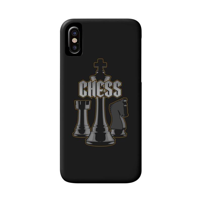 Chess Royalty Accessories Phone Case by Grandio Design Artist Shop