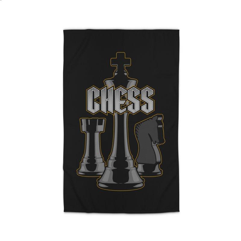 Chess Royalty Home Rug by Grandio Design Artist Shop
