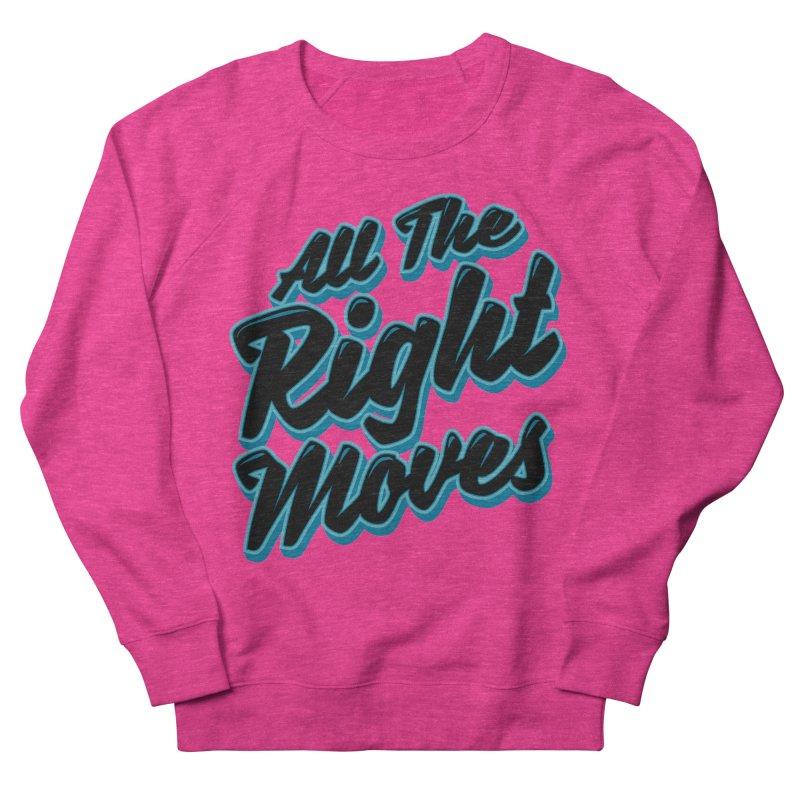 All The Right Chess Moves Women's Sweatshirt by Grandio Design Artist Shop
