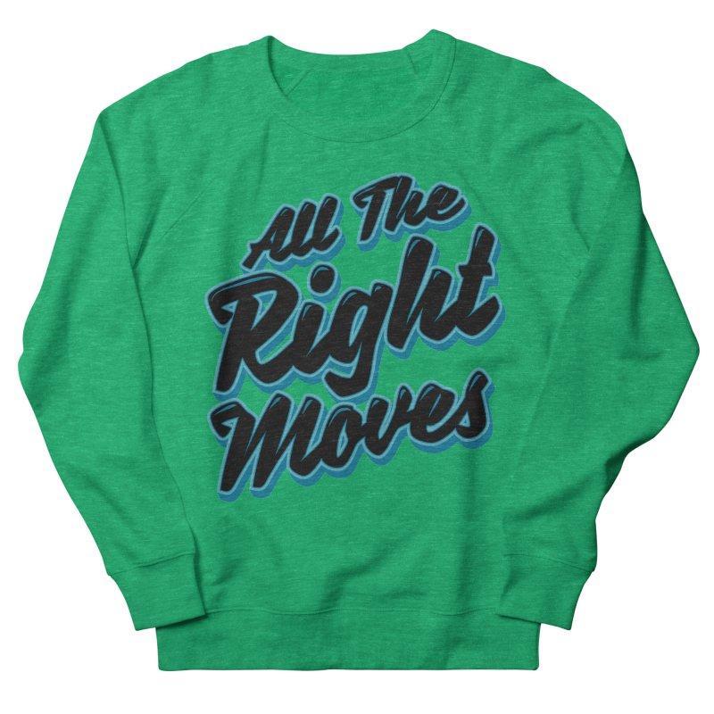 All The Right Chess Moves Men's Sweatshirt by Grandio Design Artist Shop