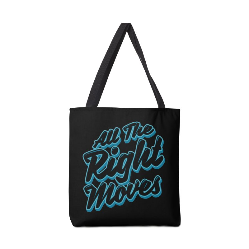 All The Right Chess Moves Accessories Bag by Grandio Design Artist Shop