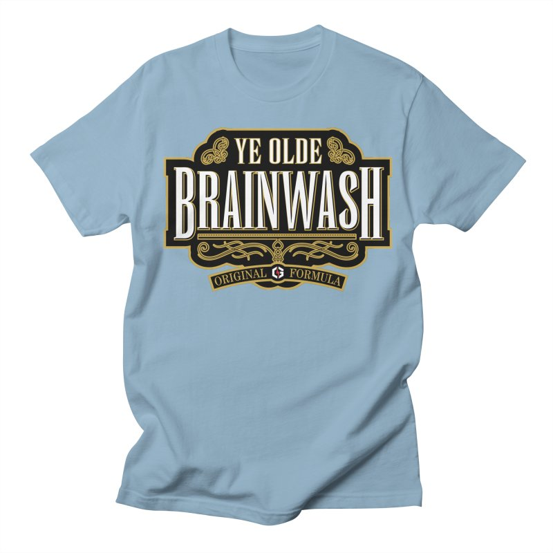 Ye Olde BRAINWASH Men's T-Shirt by Grandio Design Artist Shop