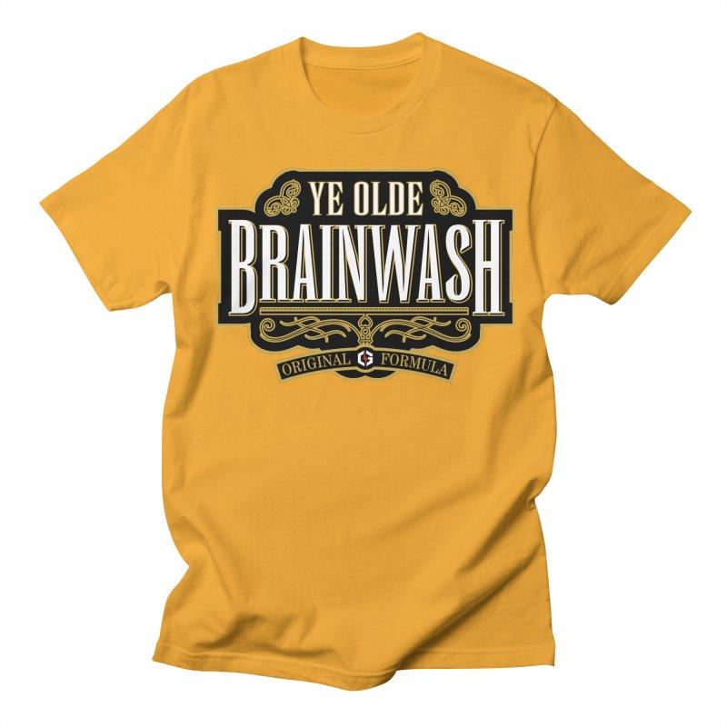 Ye Olde BRAINWASH Women's Unisex T-Shirt by Grandio Design Artist Shop
