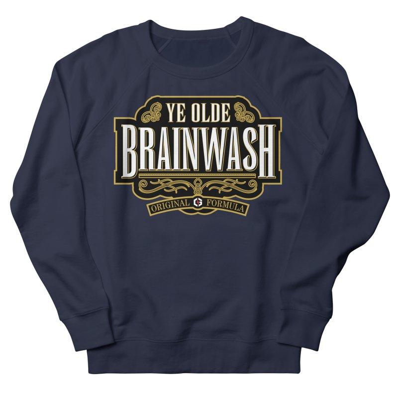 Ye Olde BRAINWASH Women's Sweatshirt by Grandio Design Artist Shop