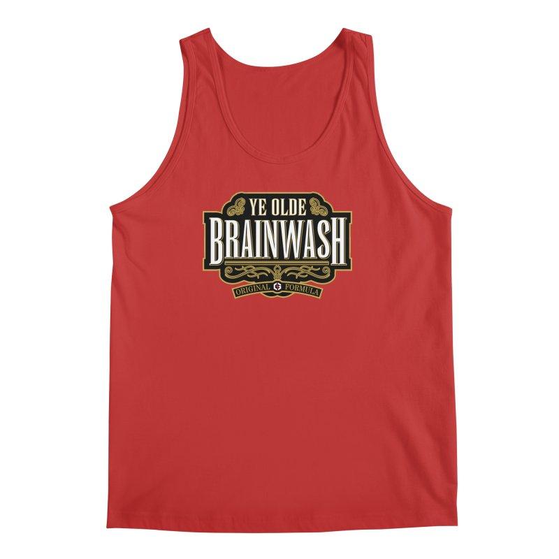 Ye Olde BRAINWASH Men's Tank by Grandio Design Artist Shop