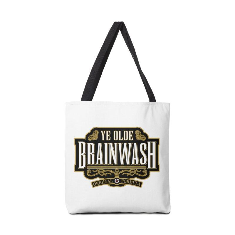 Ye Olde BRAINWASH Accessories Bag by Grandio Design Artist Shop