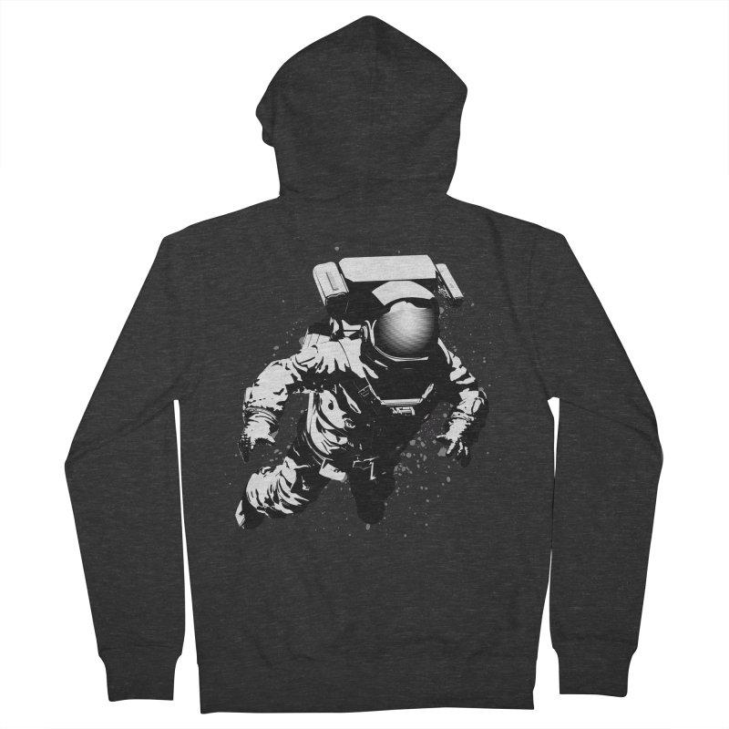 Cosmic Breakthrough Men's Zip-Up Hoody by Grandio Design Artist Shop