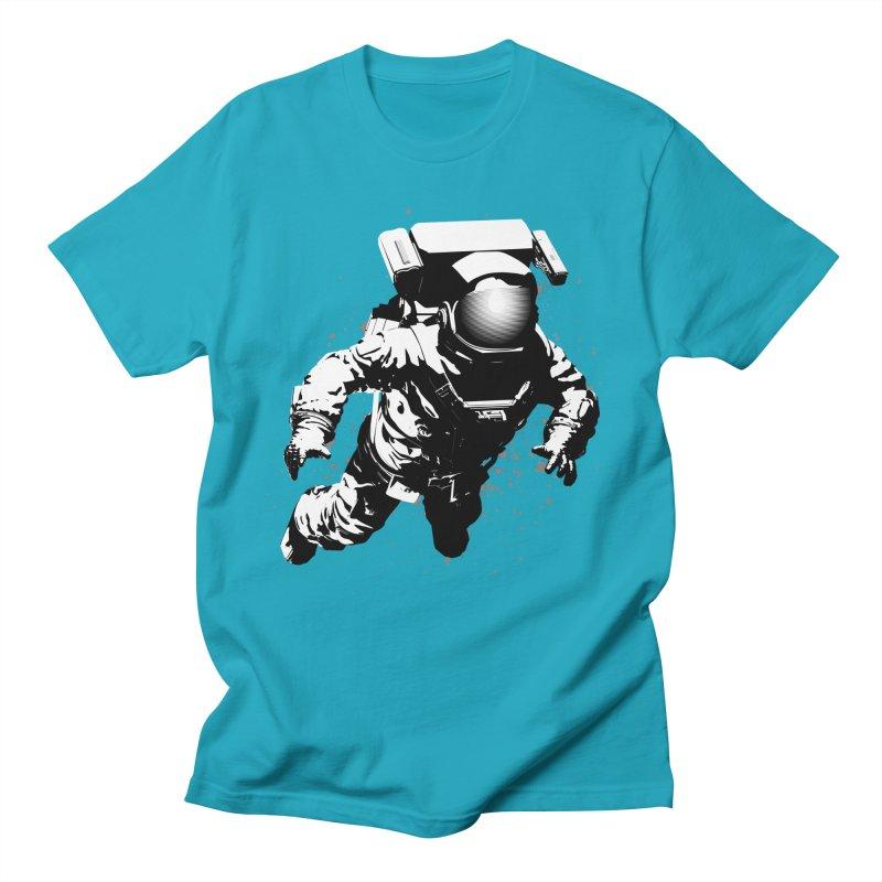 Cosmic Breakthrough Women's Unisex T-Shirt by Grandio Design Artist Shop