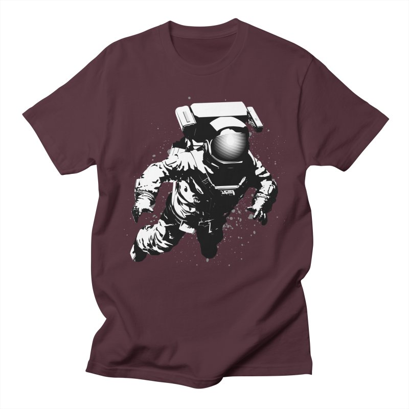 Cosmic Breakthrough Men's T-Shirt by Grandio Design Artist Shop
