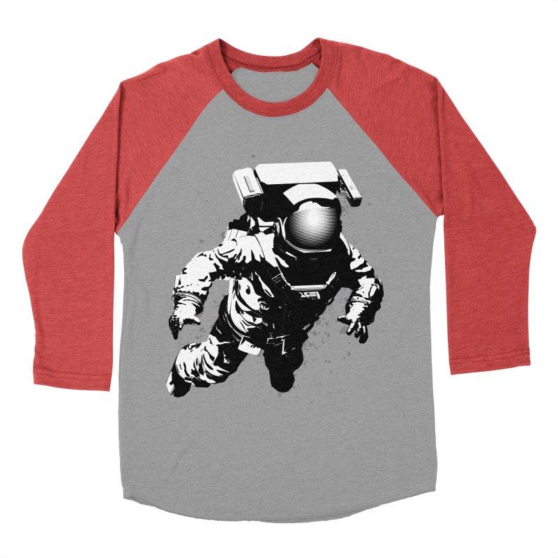 Cosmic Breakthrough Men's Baseball Triblend T-Shirt by Grandio Design Artist Shop